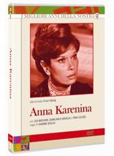 La copertina di Anna Karenina (dvd)