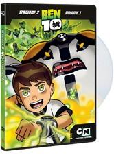 La copertina di Ben 10 - Stagione 2 - Volume 1 (dvd)