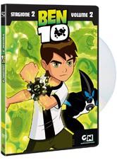 La copertina di Ben 10 - Stagione 2 - Volume 2 (dvd)