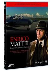 La copertina di Enrico Mattei - L'uomo che guardava al futuro (dvd)