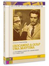 La copertina di Giocando a golf una mattina (dvd)
