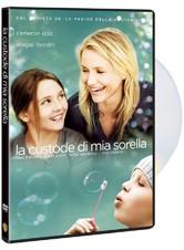 La copertina di La custode di mia sorella (dvd)