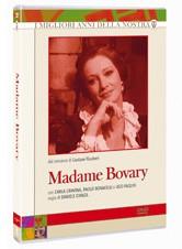 La copertina di Madame Bovary (dvd)