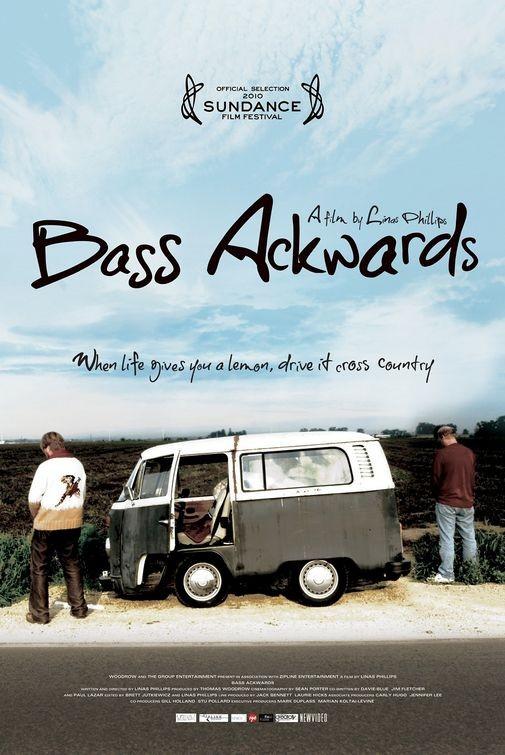 La locandina di Bass Ackwards