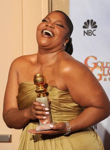 Mo'Nique è la miglior attrice non protagonista per Precious ai Golden Globes (2010)