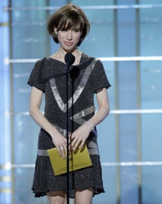 Sally Hawkins ai Golden Globes 2010
