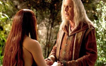 Bruce Spence nell'episodio Wizard, della seconda stagione de La Spada della Verità