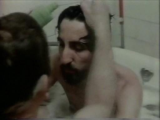 Frank Ripploh in una sequenza erotica del film Ai cessi in tassì (1981)
