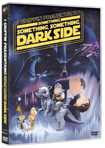 La copertina di I Griffin presentano: Something Something Something Dark Side (dvd)