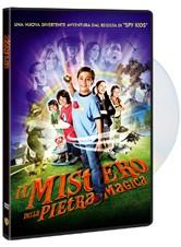La copertina di Il mistero della pietra magica (dvd)
