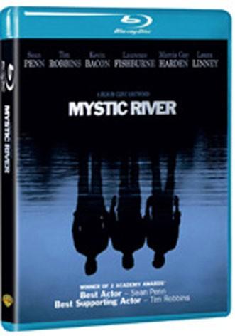 La copertina di Mystic River (blu-ray)