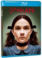 La copertina di Orphan (blu-ray)