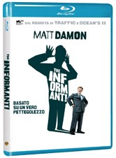 La copertina di The Informant! (blu-ray)