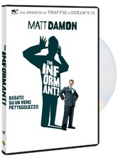 La copertina di The Informant! (dvd)