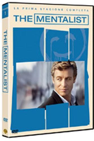 La copertina di The Mentalist - Stagione 1 (dvd)