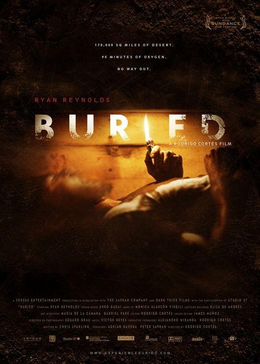 La locandina di Buried