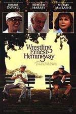 La locandina di Ricordando Hemingway