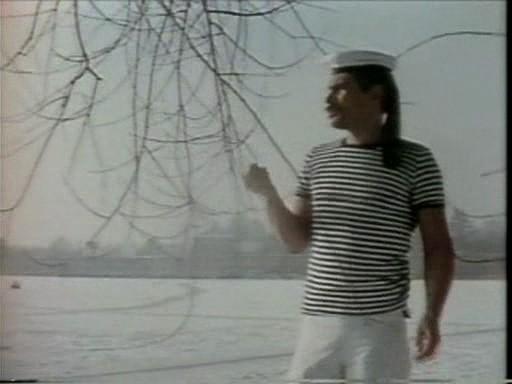 Una sequenza del cult Ai cessi in tassì (taxi zum klo, 1981)