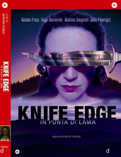 La copertina di Knife Edge - In punta di lama (dvd)