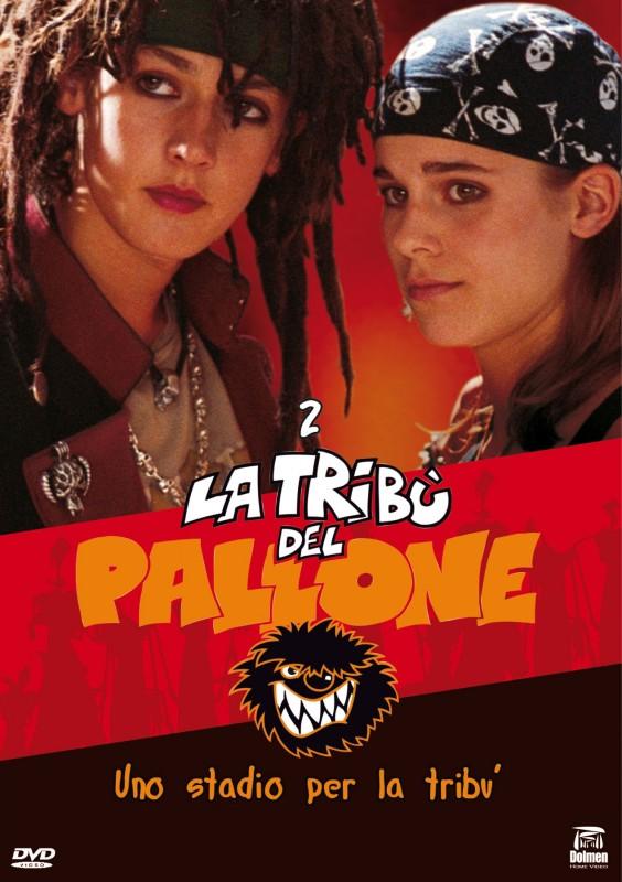 La copertina di La tribù del pallone 2 - Uno stadio per la tribù (dvd)