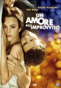 La copertina di Un amore all'improvviso (dvd)