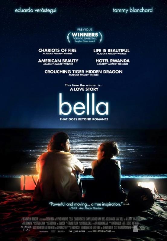 La locandina di Bella
