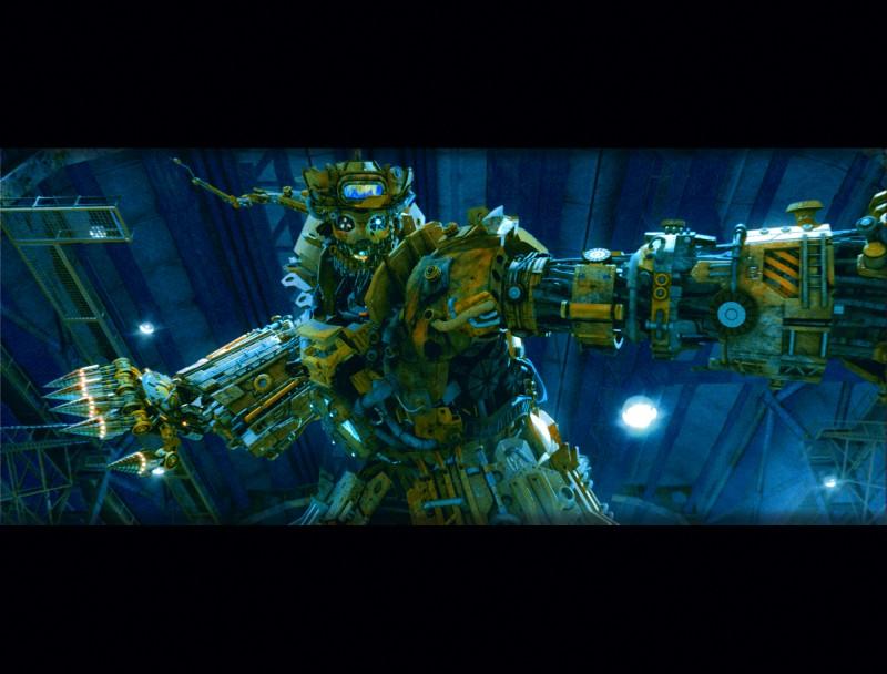 Un'immagine del film Kung Fu Cyborg: Metallic Attraction