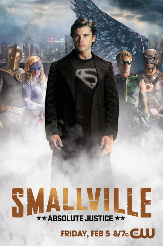 Un manifesto per la nona stagione di Smallville