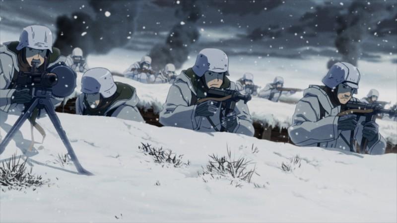 Una scena del film First Squad: The Moment of Truth