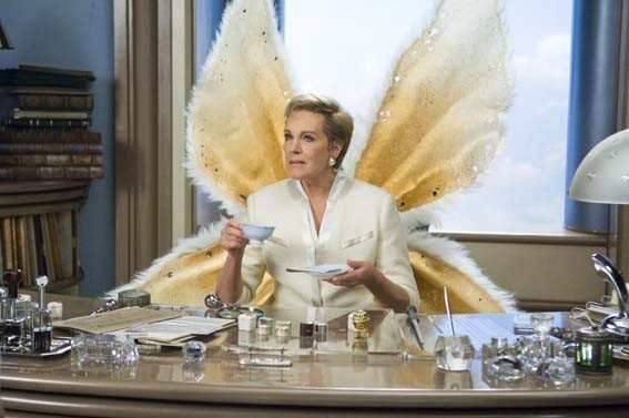 Julie Andrews in una scena di The Tooth Fairy
