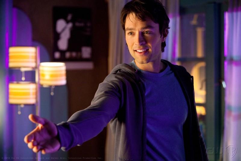 La guest-star Carlo Marks interpreta Stephen Swift nell'episodio Warrior di Smallville