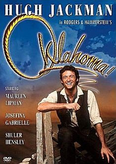 La locandina di Oklahoma!