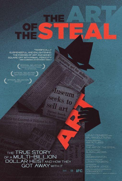 La locandina di The Art of the Steal