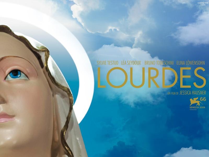 Manifesto del film Lourdes