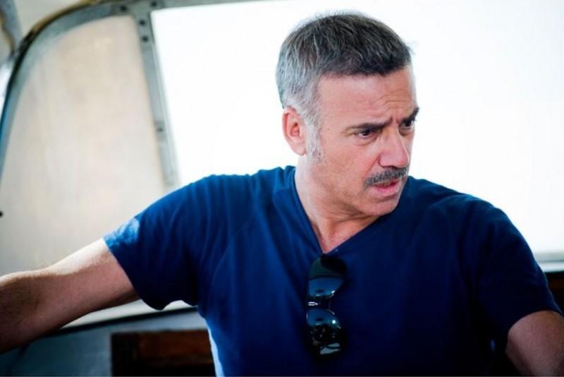 Massimo Ghini nella miniserie Gli ultimi del Paradiso