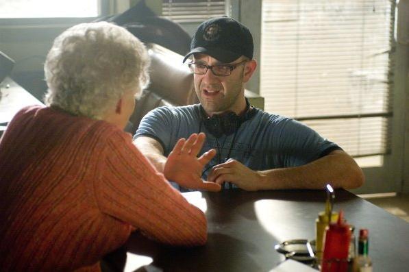 Scott Stewart, regista del film Legion
