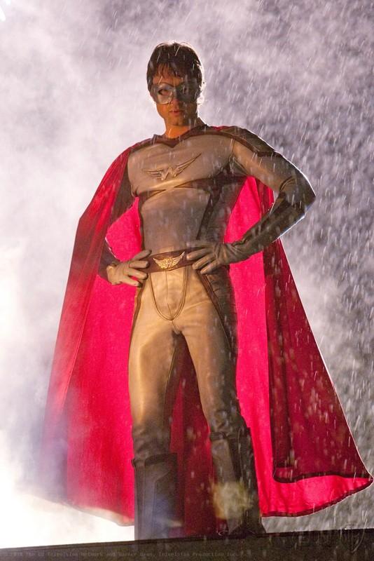 Stephen (Carlo Marks) diventa 'Warrior Angel' nell'episodio Warrior di Smallville