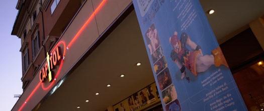 Uno dei luoghi del Future Film Festival