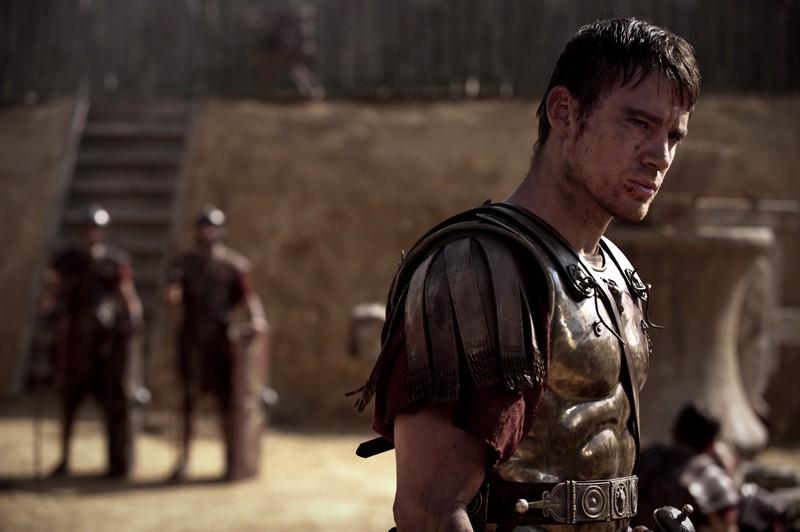 Channing Tatum nel ruolo di Marcus Aquila nel film The Eagle of the Ninth