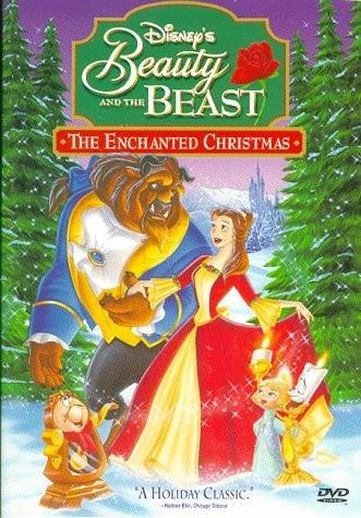 Copertina del film d\'animazione Il mondo incantato di Belle (1998)
