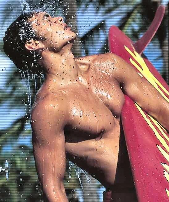 Jason Momoa in una immagine sexy