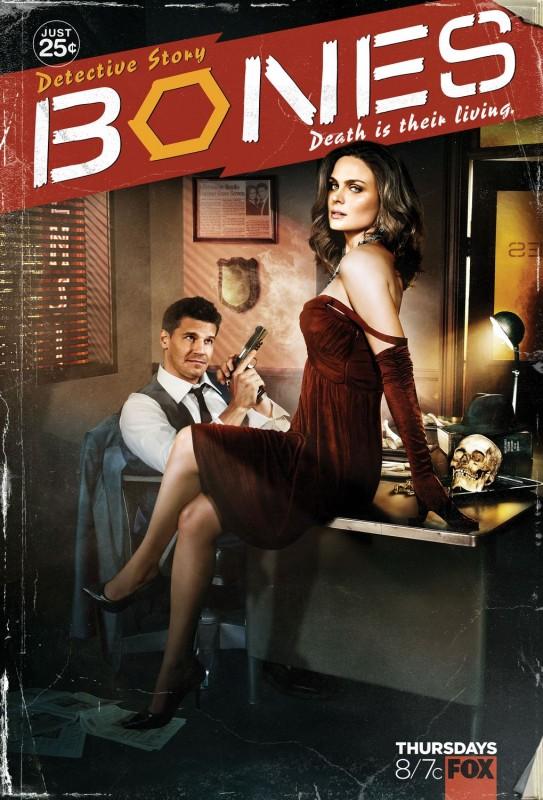 Un nuovo poster della stagione 5 di Bones