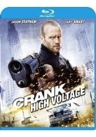La copertina di Crank 2: High Voltage (blu-ray)