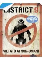 La copertina di District 9 (blu-ray)