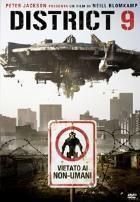 La copertina di District 9 (dvd)