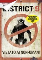 La copertina di District 9 - Edizione speciale (dvd)