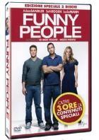La copertina di Funny People (dvd)