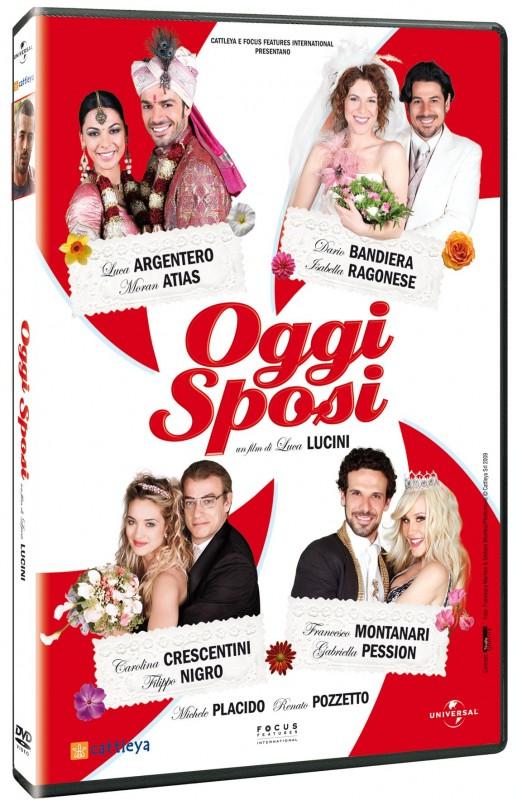 La copertina di Oggi sposi (dvd)