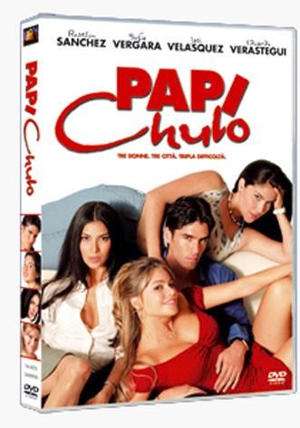 La copertina di Papi Chulo (dvd)