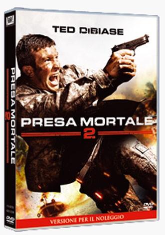 La copertina di Presa mortale 2 (dvd)